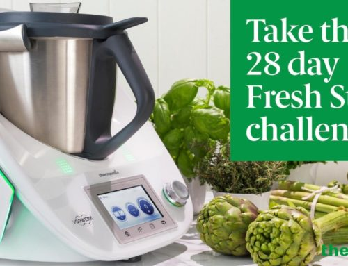 Take the 28 Day Fresh Start Challenge